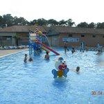 la piscine des enfants