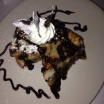 Nutella Chocolate Bread Pudding