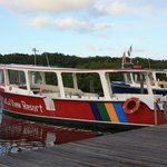 Dive boats are all the same...awesome!