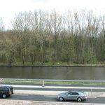 Vista do corredor - Rio Amstel