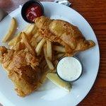 Lemon Pepper Fish & Chips