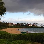 Wailea Beach (in front of FS Maui)
