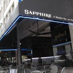 Foto Sapphire Fine Food and Fancy Drinks