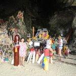 Pranang Cave - Tailandia