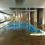 Comoda y segura piscina