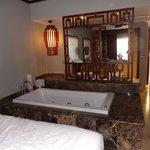 interior junior suite de luxe