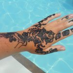 My horrible Henna..