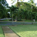 Grounds of The Enchanted Garden Inn
