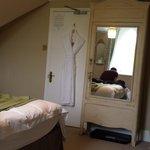 Keats room