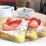 French Toast at Bistro
