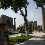 Регистан, Самарканд.