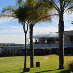 L'hôtel et le golf