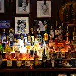 alcohools top shelfs