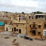 View of Jaisalmer