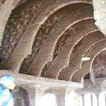 """El """"tesoro de Gaudí"""" la habitacion incompleta que muestra el secreto de las estructuras de este"""