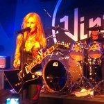 Lita Ford at Vinyl