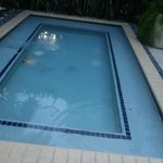 Small...Relaxing Pool Area