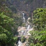 Waterfall Along the Way Down