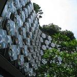 Bugis+ facade detail