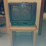 televisor antiguo 4 estrellas