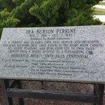Perrine Memorial Plaque