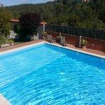 Resort pool.