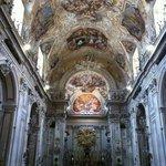 Chiesa San Benedetto, affreschi