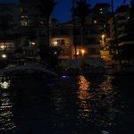 Vista en la Noche