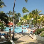 Piscinas do Resort