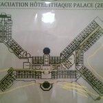 piantina stanze 2.do piano. in giallo stanze consigliate