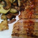 Tonkatsu de porc sauce aigre-douce à la citronnelle