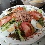 excellente salade