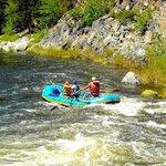 Rafting Twenty Mile House