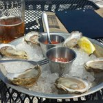 """Give me oysters and beer 300 days of the year and I'll be fine""  Jimmy Buffett"