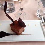 Royal au chocolat...