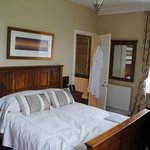 Great Room, with comfortable Bed