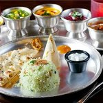 try our mix thali