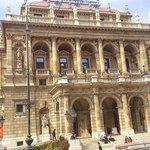 Budapest - Magyar Allami Operahaz (Hungarian State Opera House)