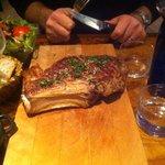 bistecca di toro
