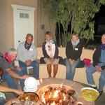 Firepit gatherings