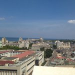 View of Havana from the tower