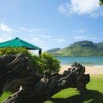Kalapaki Beach at the Marriot Resort