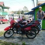 Sidewalk SAge Motorcycle Rental