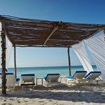 Xpu-Ha Beach, Al Cielo