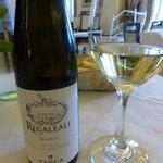 Gute Auswahl an Weißweinen