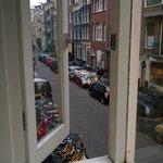 vista dalla nostra finestra camera n° 108
