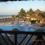 Beautiful View Of Resort Pool