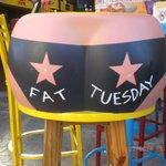 Fat Tuesday Bar In Playa Del Carmen