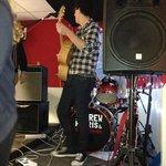 Andrew Ferris & The Fallen Men Live at Grumpy Whiskers 1