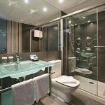 Baño habitación superior